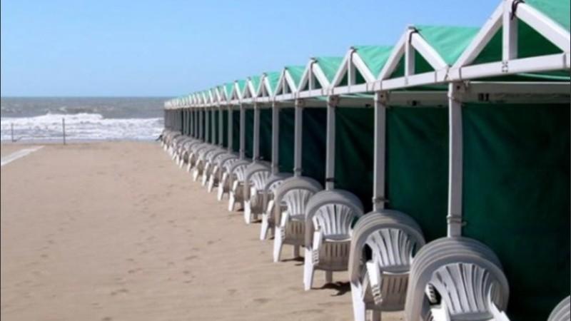 La costa argentina se espera para un verano con turistas y barbijos.