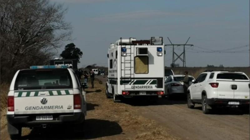 El operativo fue ordenado por la justicia federal de Rosario.