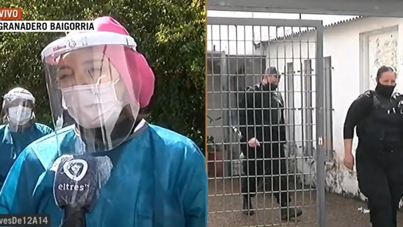 Granadero Baigorria: robaron un centro de salud y se llevaron hasta las historias  clínicas | Rosario3