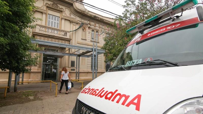 El hospital geriátrico está ubicado en Ayolas al 100.