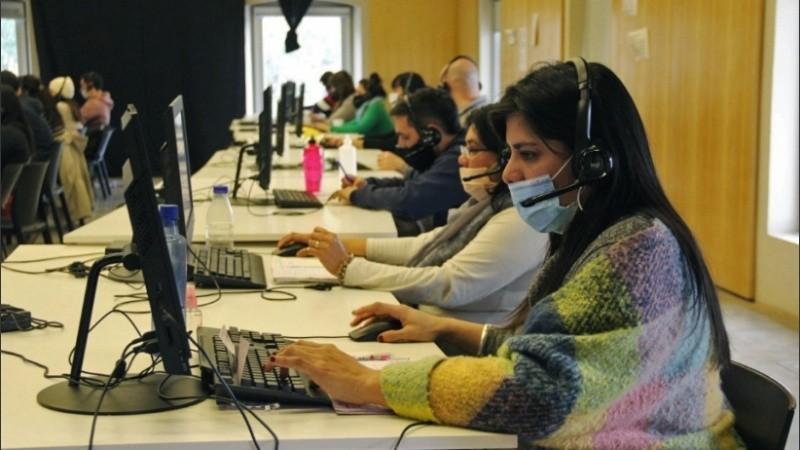 Desde la implementación del servicio, ya se atendieron más de 325 mil consultas.