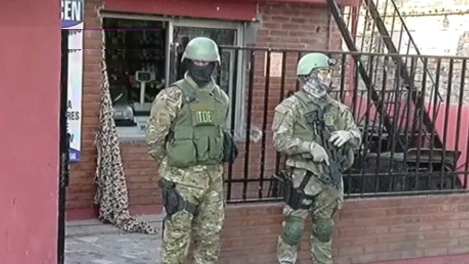 Baleados y allanados: un kiosco de Baigorria que se sumó a la lógica  narcocriminal | Rosario3