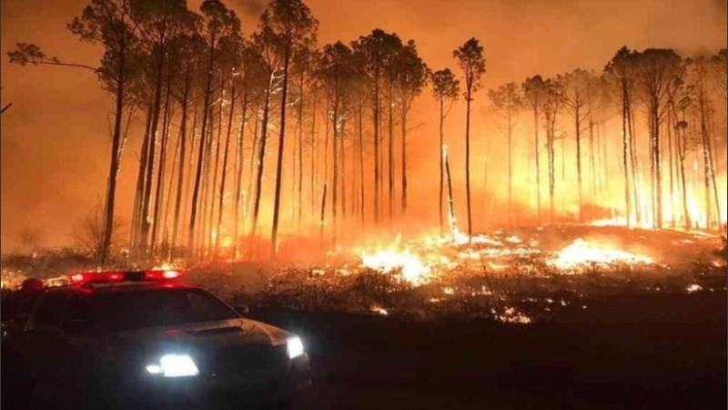 Incendios en Argentina: once provincias permanecen con focos activos | Rosario3