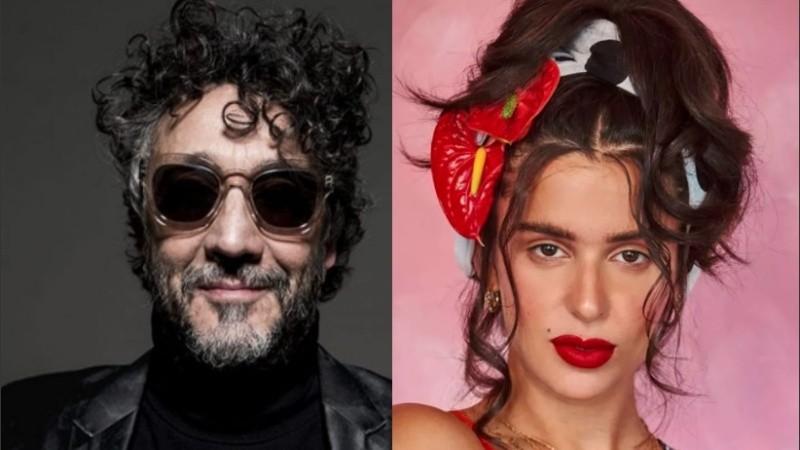 Fito Páez compite con La conquista del espacio por los Grammy Latinos alálbum del año y mejor álbum pop; y con