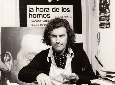 El coronavirus se llevó a un histórico: murió Pino Solanas en París |  Rosario3