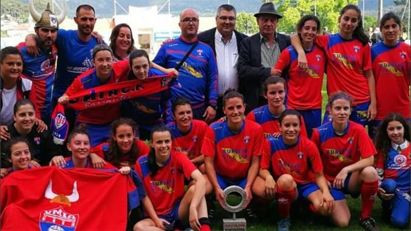 Viajes Interrías es un club de la tercera división femenina de España.