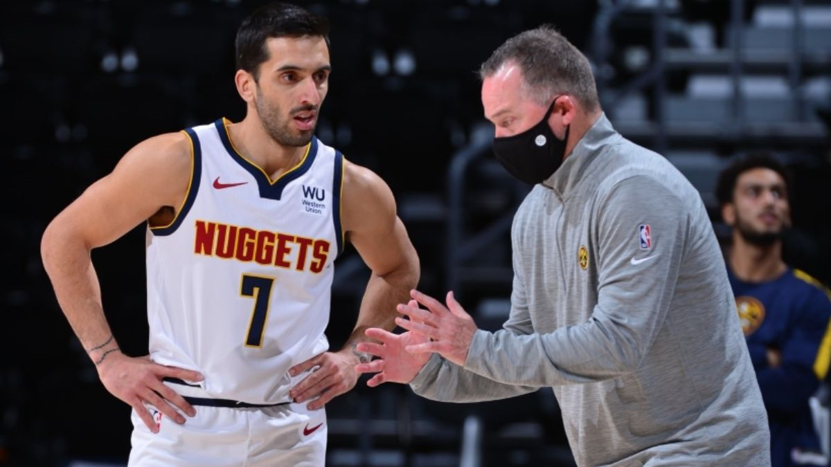 A pocas horas del debut de Denver, Campazzo se ilusiona con sus primeros minutos en la NBA | Rosario3