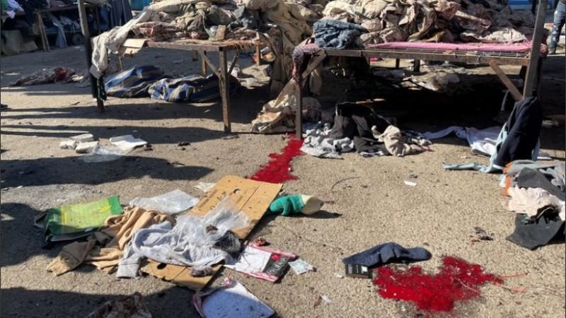 Irak: al menos 32 muertos en doble atentado suicida en el centro de Bagdad