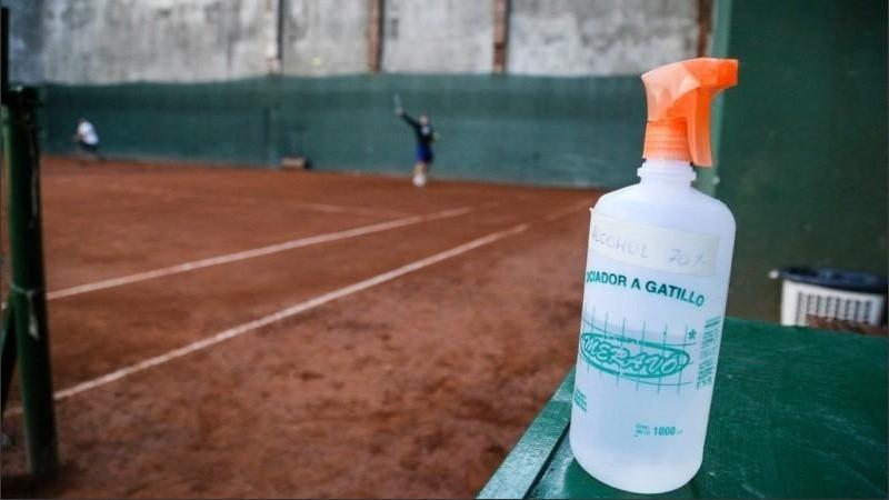 La provincia habilitó que haya público en competencias deportivas amateur