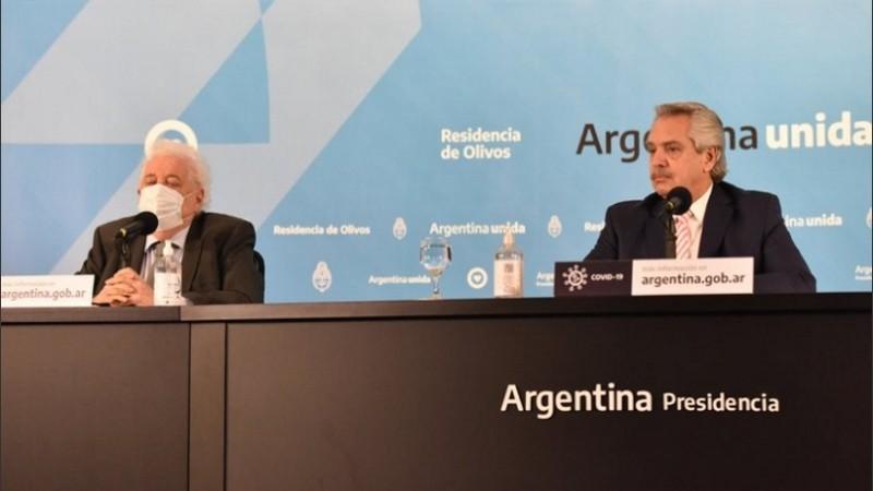 Según confirmaron aInfobaefuentes en la Casa Rosada, el Presidente está enojado con González García yle exigió que abandone su puesto.