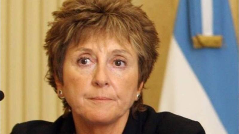 La ex ministra de Eduación falleció este lunes.