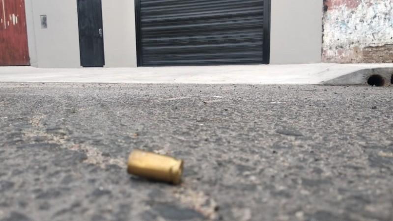 """""""Era un arma corta pero sonaba como una ametralladora"""", recordó un vecino."""