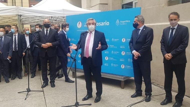 Nación anunció obras para Rosario y la región por $79 mil millones | Ecos365.com.ar | Información de negocios, economía, gestión y emprendimientos de la ciudad de Rosario y región