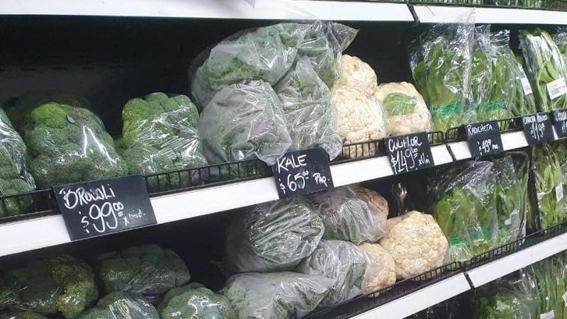 Rosario prohibió el uso de envoltorios plásticos para comercializar frutas y verduras | Rosario3