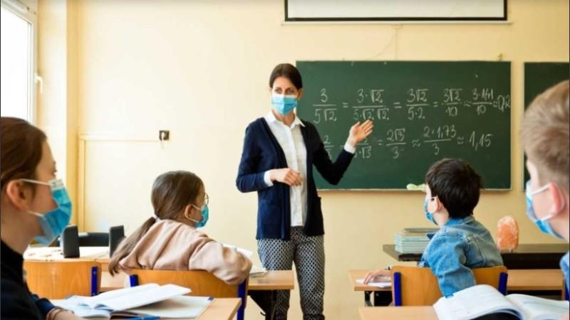 Clases presenciales en Santa Fe: el lunes regresarán en todos los niveles educativos.
