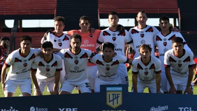 Los once que paró Gamboa en Paraná.