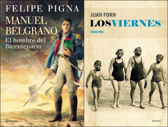 En Manuel Belgrano. El hombre del Bicentenario , Felipe Pigna aborda