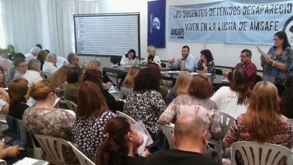 Nuevo paro docente en la provincia de Buenos Aires