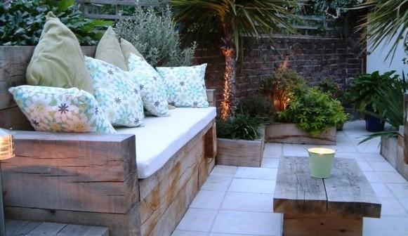 Muebles de madera sin tratar ideas de disenos for Muebles de madera sin tratar