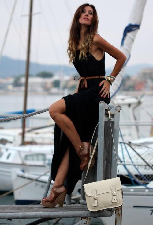 Qué Zapatos Usar Con Vestidos Largos Rosario3com