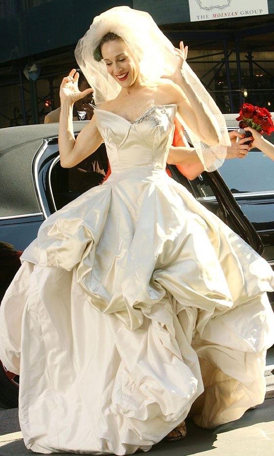 Cumple Años El Y Vestido De Diez Así Novia Lo Carrie Bradshaw wXuOTkZPi