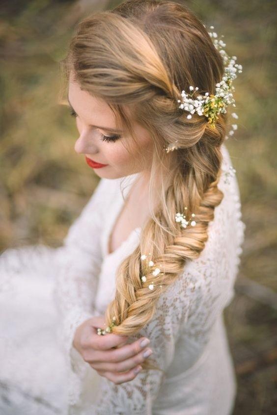 Lluvia de ideas peinados de trenzas para bodas Fotos de estilo de color de pelo - Los mejores peinados para una boda en otoño | Rosario3.com ...