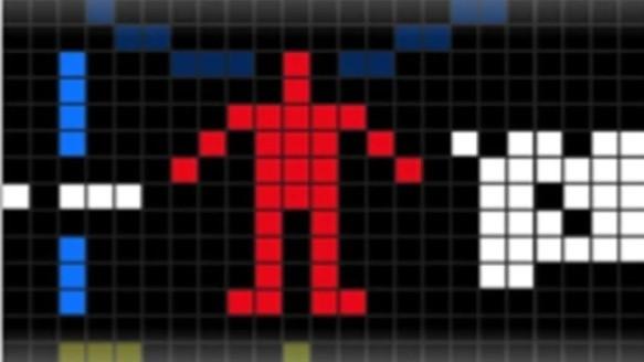 Google celebra el mensaje de radio lanzado al espacio — Mensaje de Arecibo