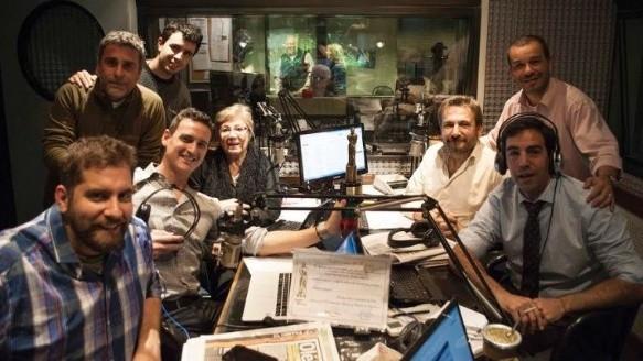 Un Vivo En Radio Para El Que Lo Mira Por TV Rosario3 Com