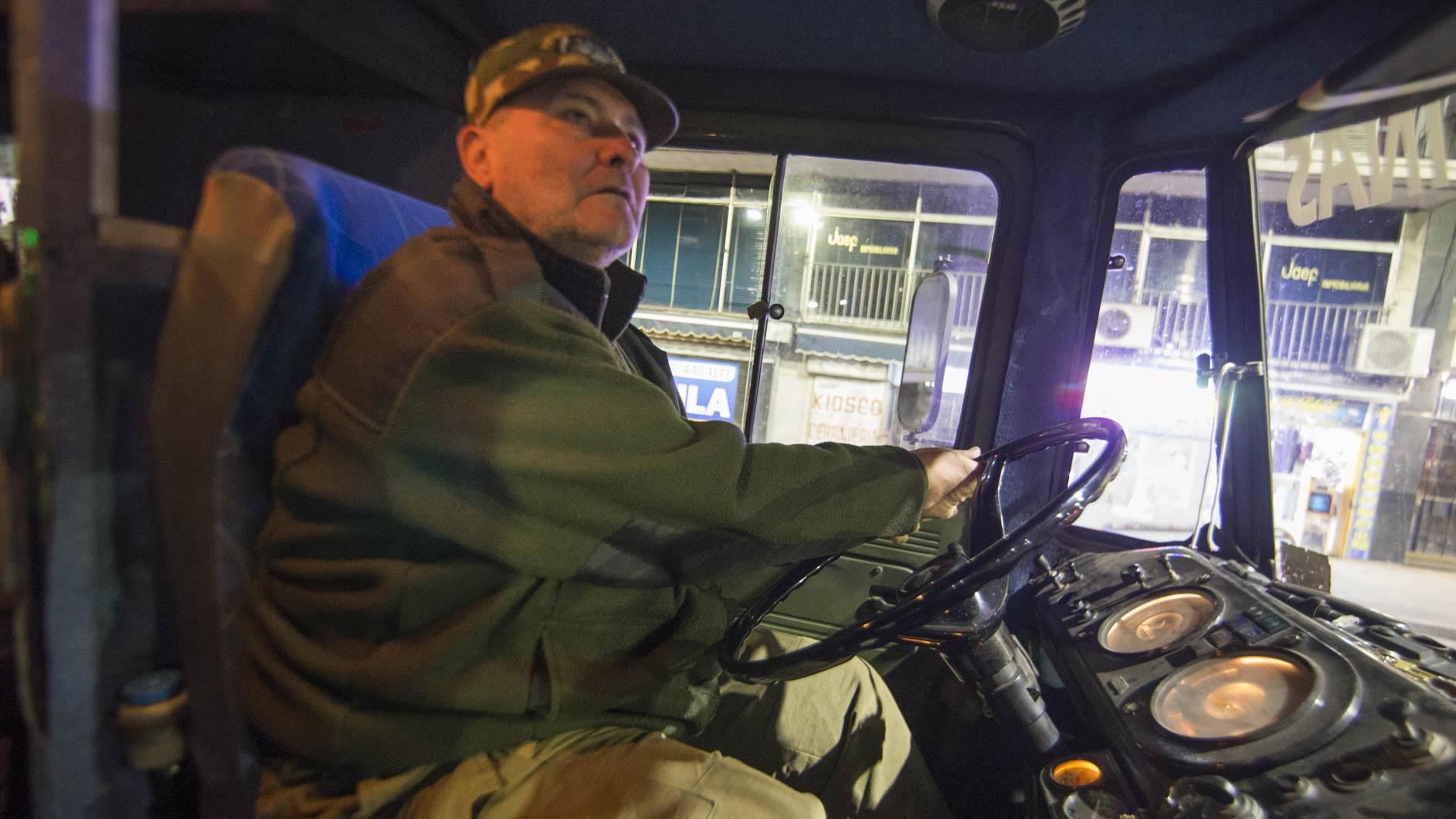 Murió por coronavirus el ex combatiente de Malvinas que manejaba el camión de reparto de comida | Rosario3