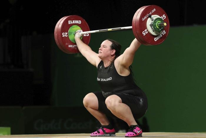 Una atleta transgénero participará en los Juegos Olímpicos por primera vez  en la historia   Rosario3
