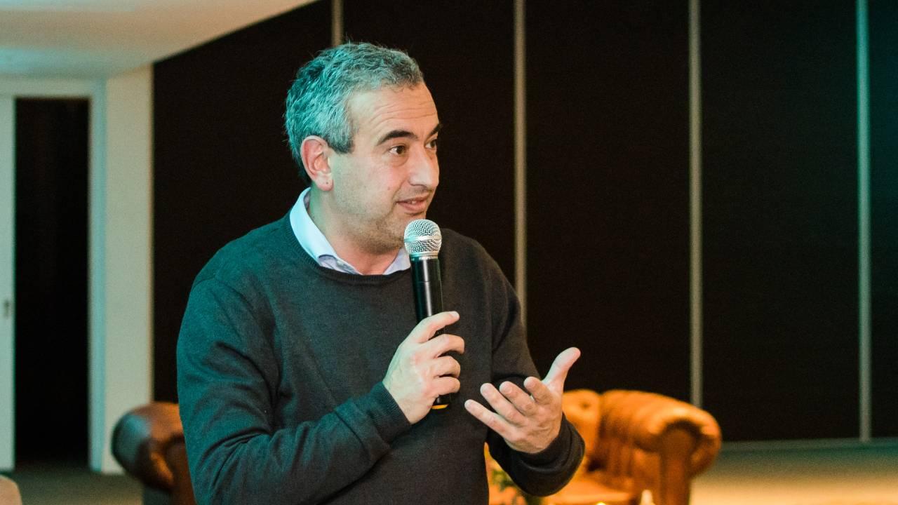 El intendente Pablo Javkin en laExperiencia Endeavor Agro &Food