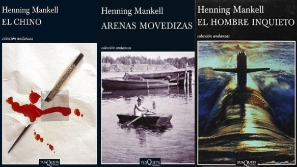 Mankell libros